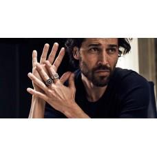 Как правильно носить кольца мужчинам