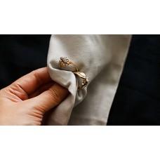 Как заставить золото сиять – возвращаем блеск украшениям