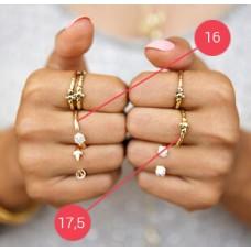 Как правильно подобрать размер обручального кольца