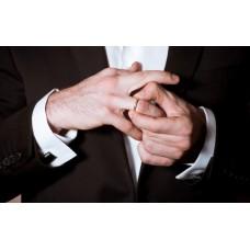 10 способов как снять обручальное кольцо с отекшего пальца
