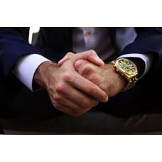 Мужские золотые часы – выбираем правильно
