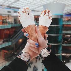На какой руке носить часы девушке