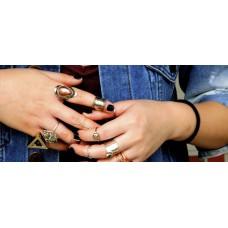 Кольца – украшения или знак