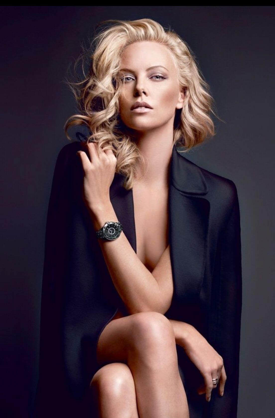 какие часы носит шарлиз терон