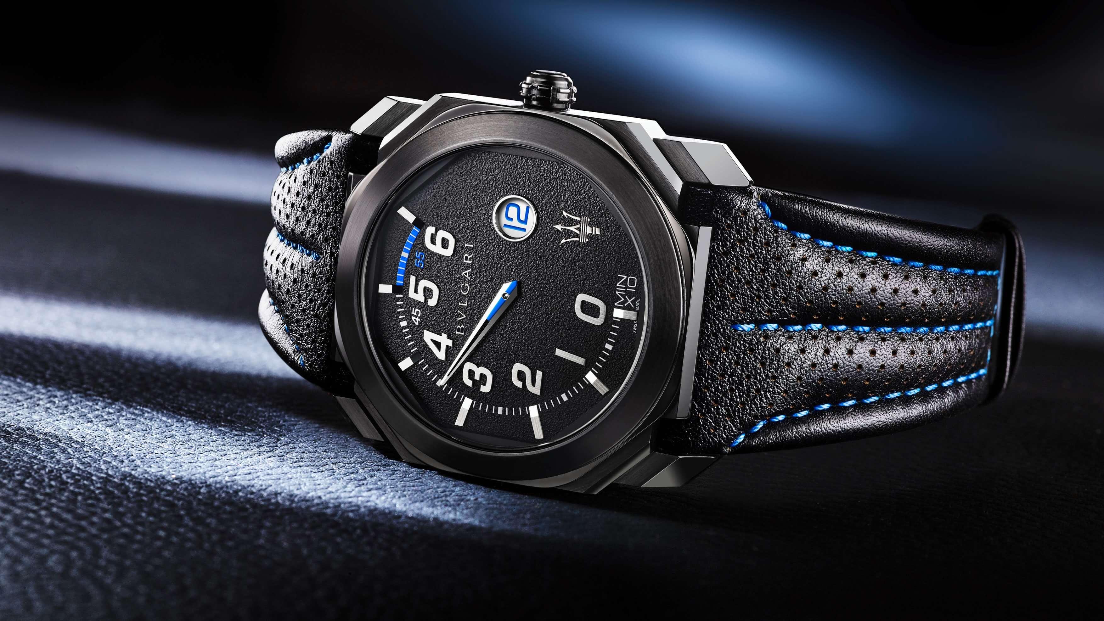 модные часы булгари