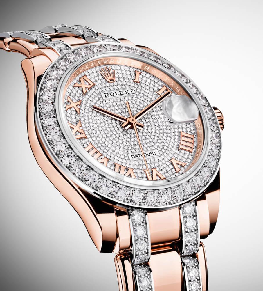 женские модные часы ролекс