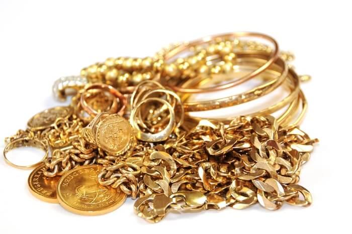 почистить золото в домашних условиях быстро и эффективно
