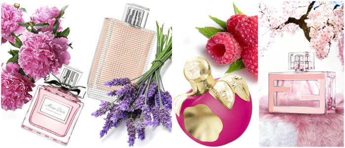 подарок на 8 марта парфюмерия