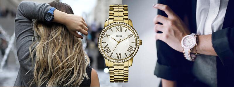 женские модные часы грубые