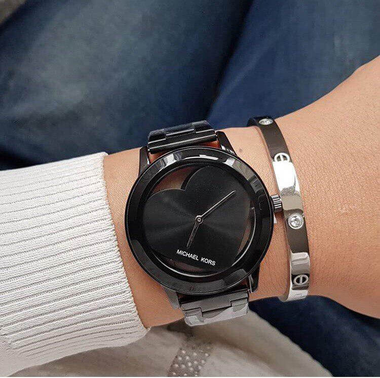 женские модные часы майкл крос